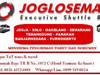 Joglosemar Executive Shuttle Yogyakarta - Semarang