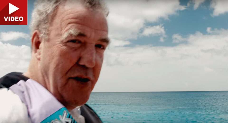 Jeremy Clarkson Makes Room For New House By Blowing Up Old One
