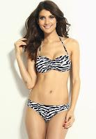 Costume de baie Zebra ( )