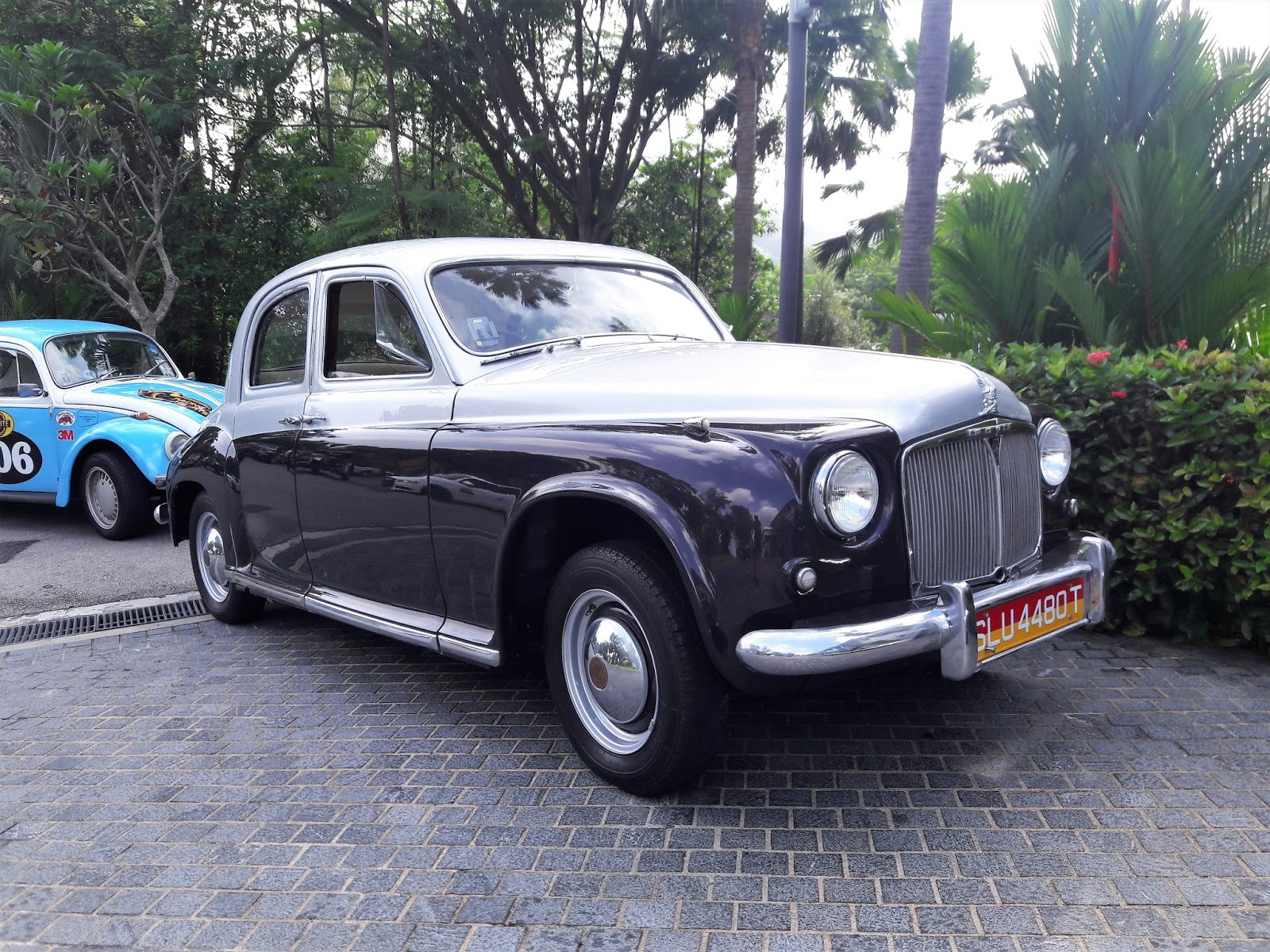 Singapore Vintage and Classic Cars: More than an old car #60: Rover ...