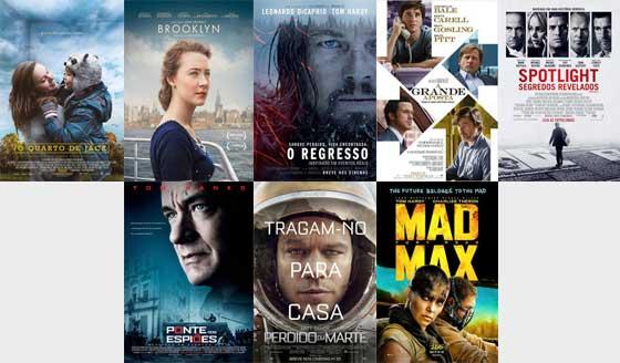 Melhor filme - Oscar 2016
