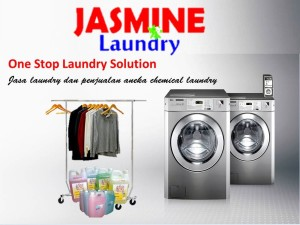 Lowongan Kerja Terbaru di Bogor : Jasmine Lanudry - Delivery & Washer