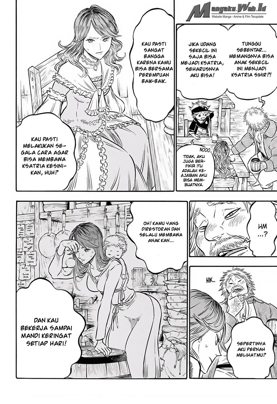 Manga Black Clover Chapter 38 Bahasa Indonesia