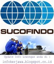 Loker BUMN PT Sucofindo