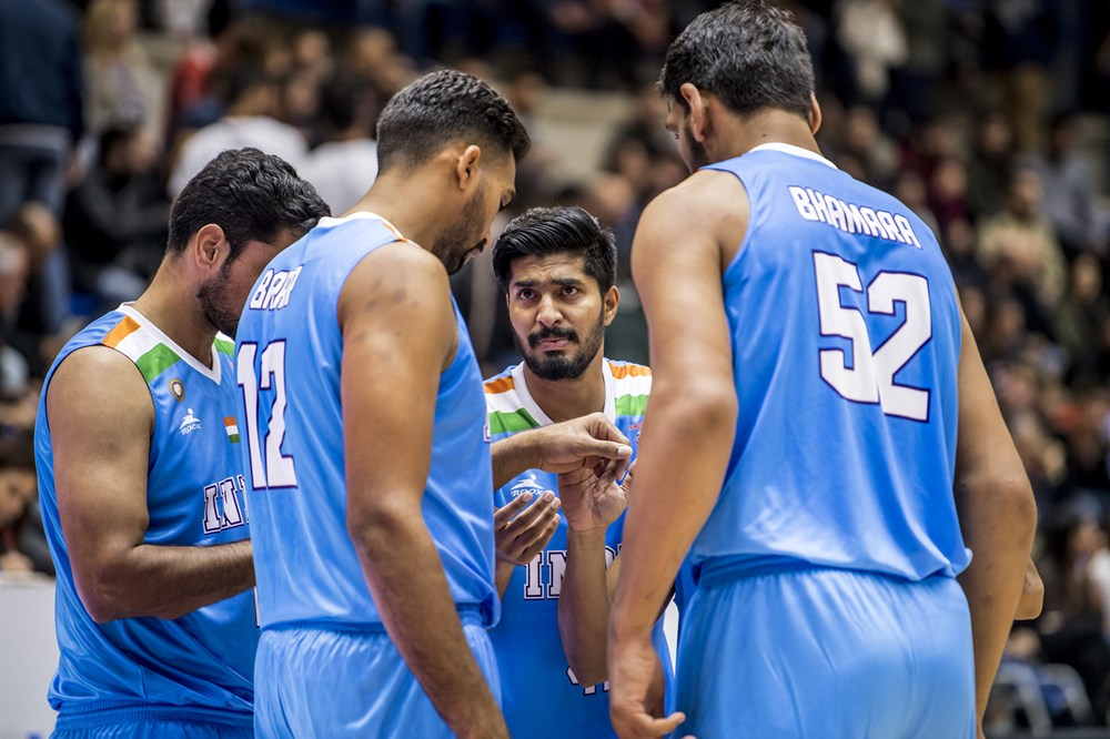 Hoopistani indias mens basketball team to participate in 2018 india is one of the four teams invited to participate in the 18th asian games invitational tournament stopboris Gallery