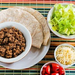 Slow Cooker Browns-in-the-Crockpot Spicy Ground Beef Recipe for Tacos, Burritos, and Taco Salad