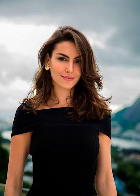 "Mel Fronckowiak apresentará a terceira temporada de ""Troca de Estilos""  Crédito: Fernanda Garcia"