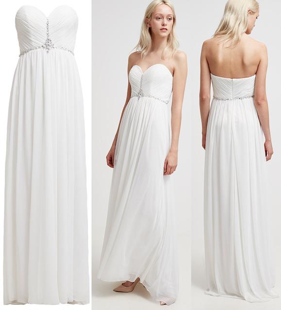 abito da sposa lungo 2015 online