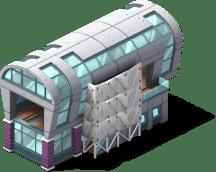 mun monorail station d SW - Material CityVille: Novo sistema de monotrilho