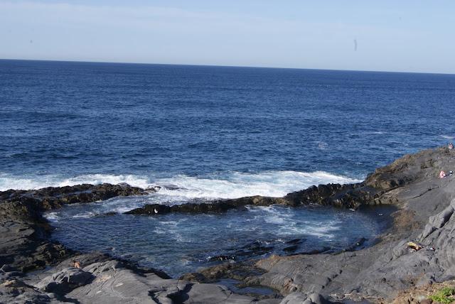 piscinas naturales del norte de Gran Canaria-charco de las palomas