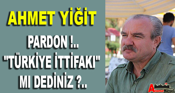 Anamur Haber, Anamur Son Dakika, Ahmet Yiğit,