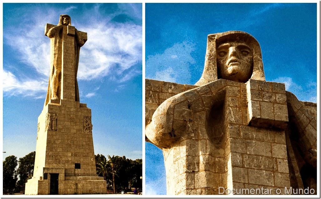 Monumento a Colombo, Huelva, Lugares Columbinos, Espanha
