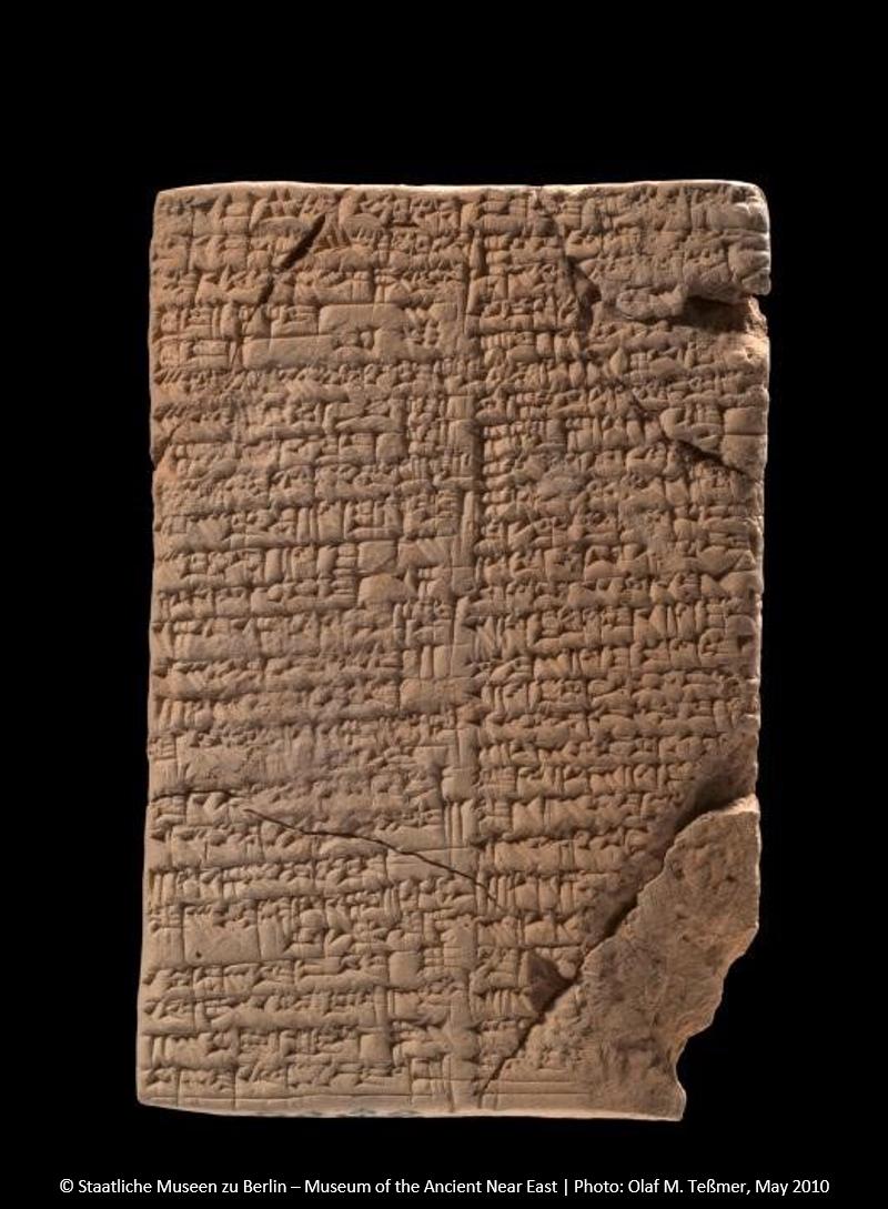Things are interesting: Ancient Babylonian Mathematics ...