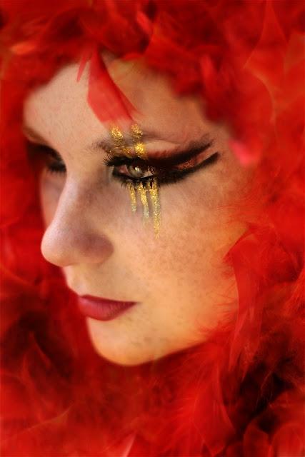 Makeup Your Jangsara: Photoshoot: Panda-Diablo III