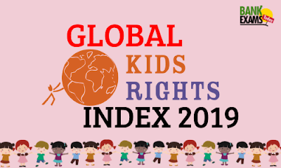 Global Kids Right Index 2019: Key Facts