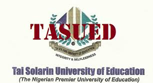 TASUED 2017/18 Post UTME Screening