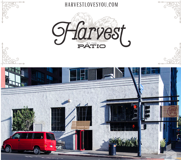 The Patio Group To Open Harvest By The Patio In San Diegou0027s East Village