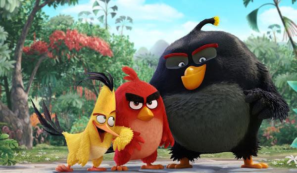 Angry Birds Film Fragmanı Yayınlandı