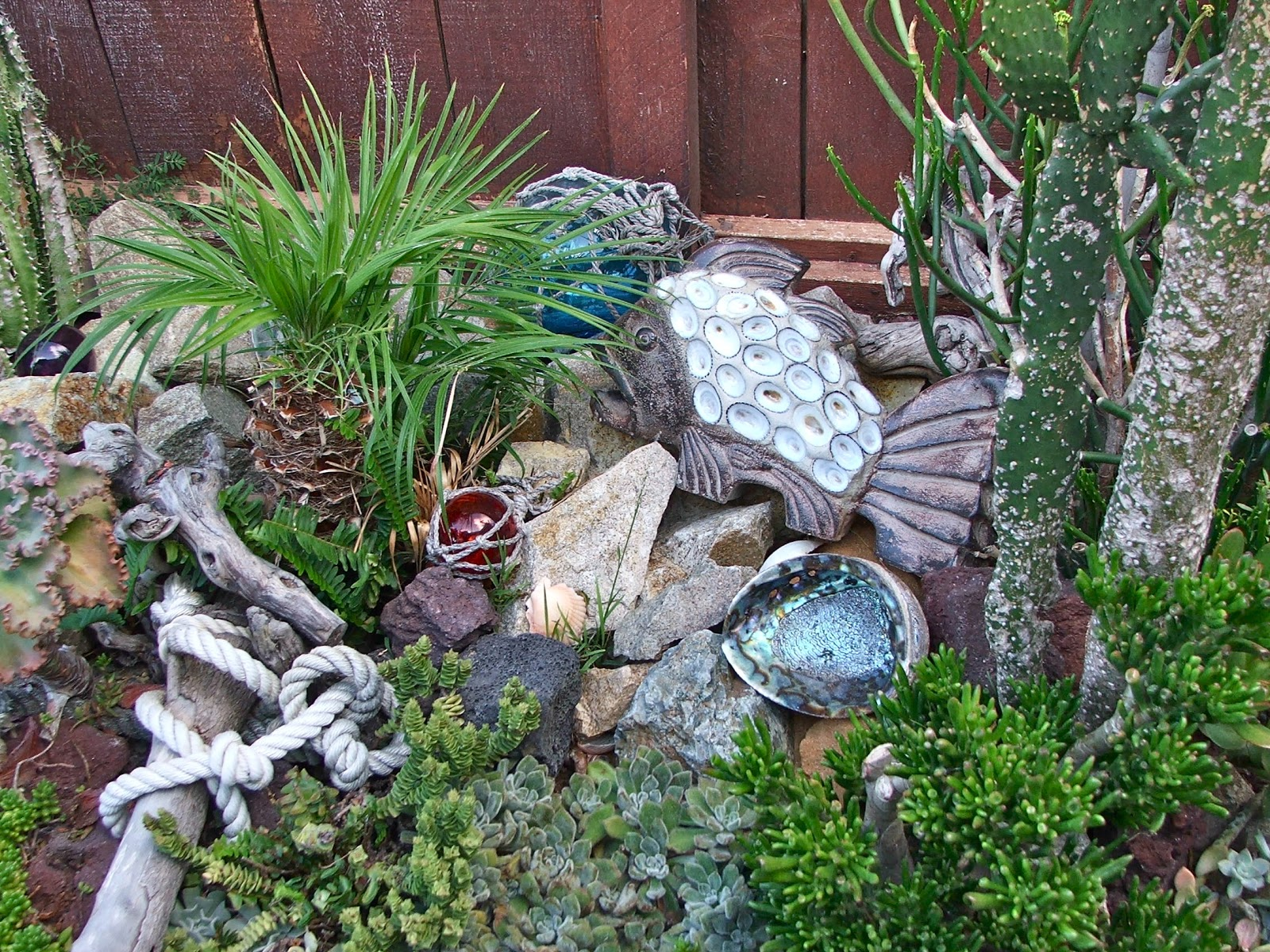 Garden And Bliss Ocean Theme Landscaping Gallery Of Photos