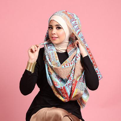 Tutorial Hijab Sederhana Nan Praktis Membuatmu Makin Cantik