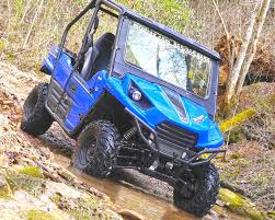 Street legal UTV adventure in the Smokies