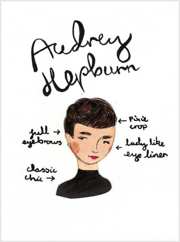 Audrey Hepburn - Emma Block