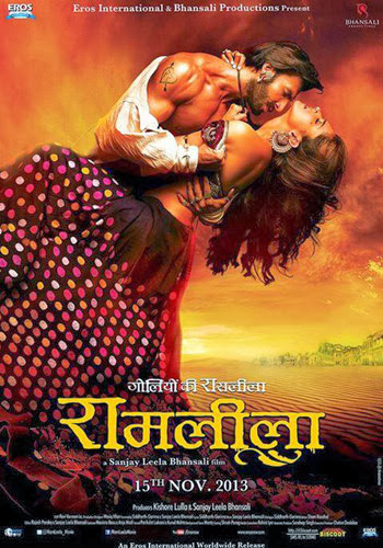 RamLeela 2013 DVDScr 700mb Download Watch DDR