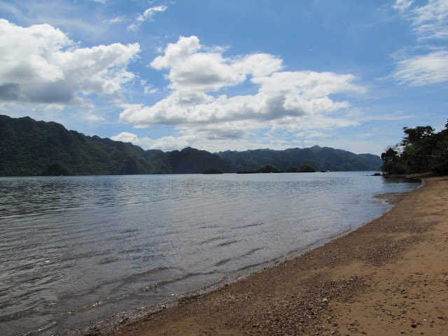 bali beach coron philippines