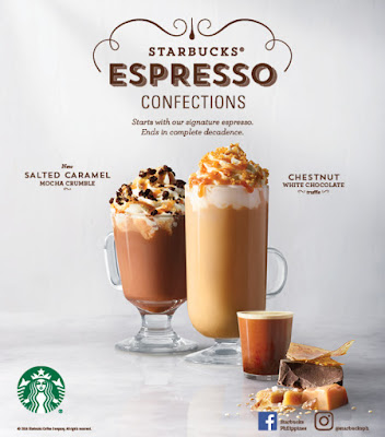Welcome 2017 With Mouth-Watering Confections From Starbucks