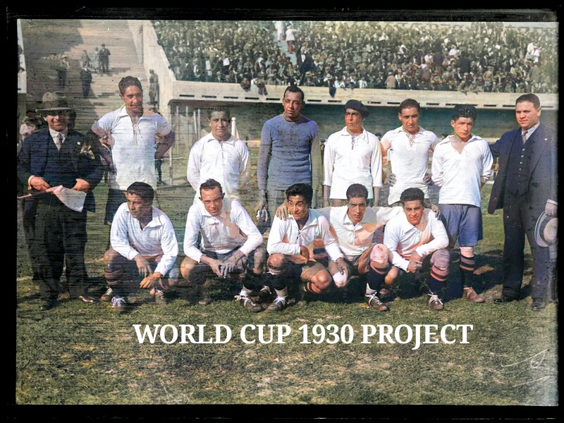 World Cup 1930 Project