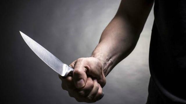 Συλληψη 65χρονου στο Ναύπλιο με μαχαίρι
