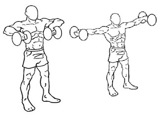 Isometric shoulder exercise