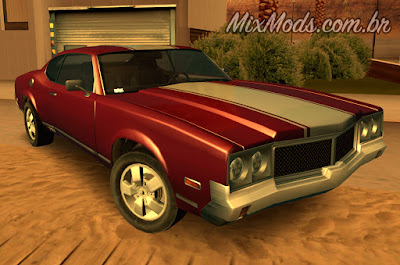 gta sa mod hd vehicles cars carros gta iii tri-pack remaster sabre turbo