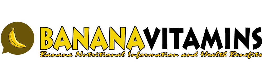 Banana Vitamins | Nutritional Value Of Banana