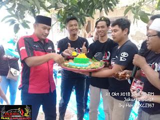 Anniversary 1 st AXCI Chapter Kapursuci (Karawang,Purwakarta,Subang,Cikampek)