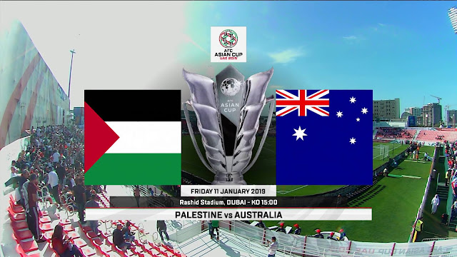 UAE vs Australia Live Streaming AFC 2019 (25.1.2019)