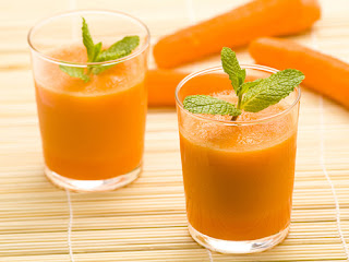 Resep Minuman Orange Carrot Smoothies