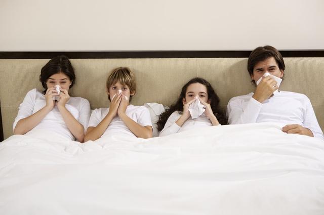 預防感冒,記住這幾個穴位就對了(風寒感冒、風熱感冒)