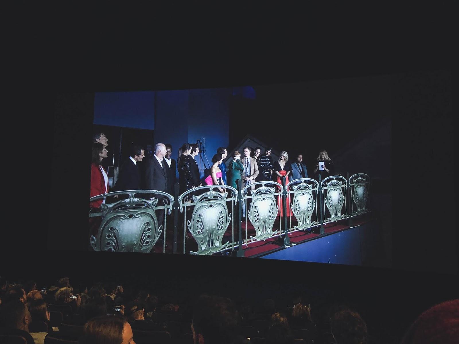 Les Animaux Fantastiques 2 : Les Crimes de Grindelwald Avant Première Mondiale à Paris