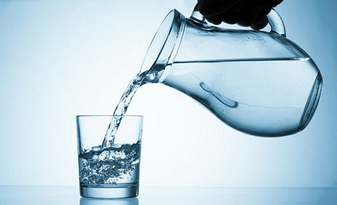 Here's To Your Health - Drink More Water by Laura Schneider