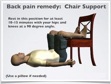 hip flexor stretch lunge position