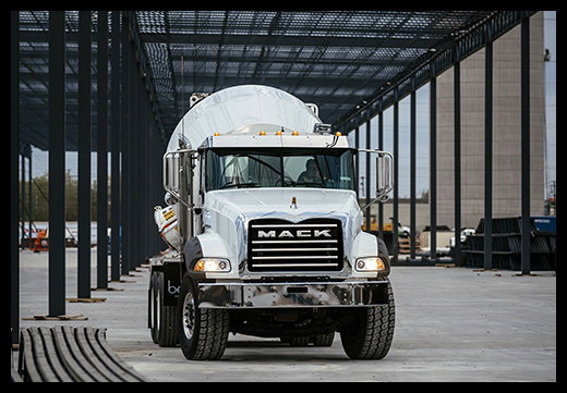 Mack Trucks Granite Model