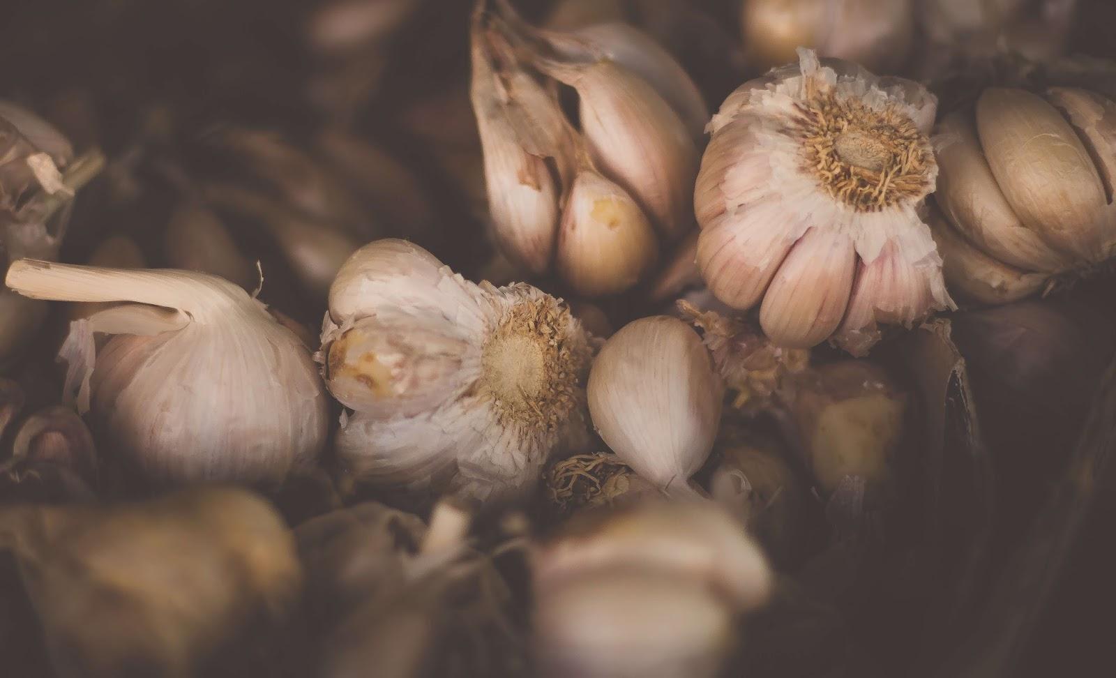 Kiat Mengobati Sinusitis Dengan Bawang Putih