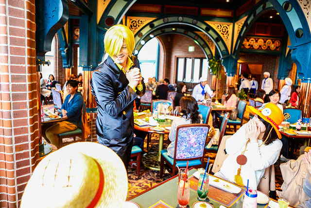 Event Universal Studios Japan ONE PIECE Full di Bulan Juni