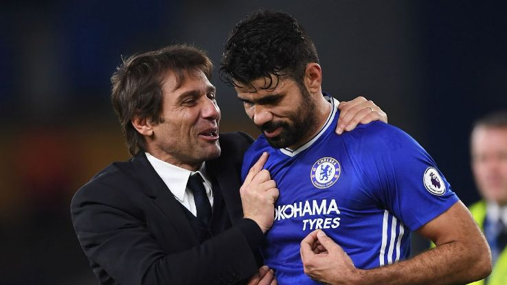 Chelsea star: Diego Costa should return to training