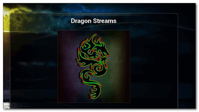 Dragon Streams add-ons For IPTV XBMC | KODI