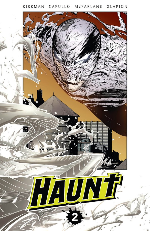 haunt image comics
