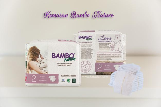 Kemasan Bambo Nature