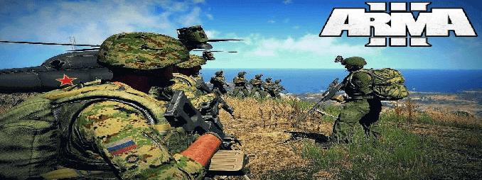تحميل لعبة آرما arma 3 برابط مباشر ومضغوطة بحجم صغير مع الاونلاين