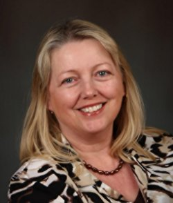 Author Sue Barr